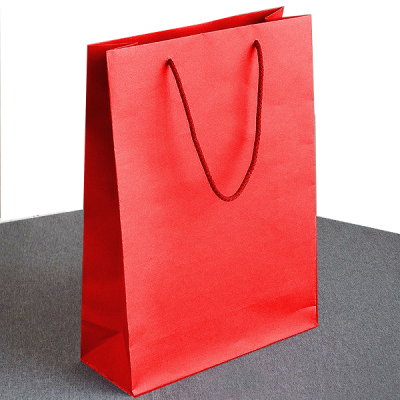 Бумажные пакеты из имитлина