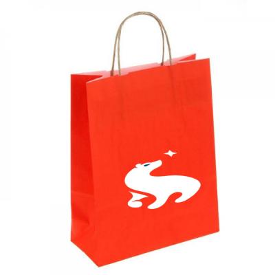 Крафт пакеты с логотипом на заказ